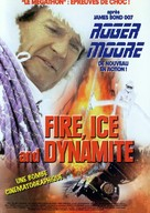 Feuer, Eis & Dynamit - French DVD movie cover (xs thumbnail)