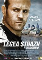 Hummingbird - Romanian Movie Poster (xs thumbnail)
