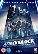Attack the Block - British DVD movie cover (xs thumbnail)