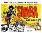 Simba - Movie Poster (xs thumbnail)