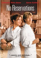 No Reservations - DVD cover (xs thumbnail)