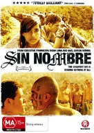 Sin Nombre - Australian DVD movie cover (xs thumbnail)