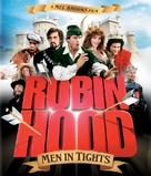 Robin Hood: Men in Tights - Blu-Ray cover (xs thumbnail)