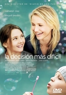 My Sister's Keeper - Argentinian DVD movie cover (xs thumbnail)
