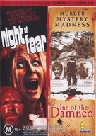 Inn of the Damned - Australian DVD cover (xs thumbnail)
