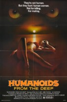 Humanoids from the Deep - Movie Poster (xs thumbnail)