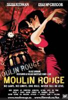 Moulin Rouge - Norwegian Movie Poster (xs thumbnail)