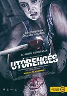 Aftershock - Hungarian Movie Poster (xs thumbnail)