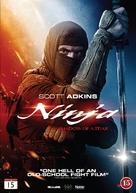 Ninja: Shadow of a Tear - Swedish Movie Cover (xs thumbnail)