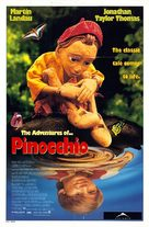 The Adventures of Pinocchio - Canadian Movie Poster (xs thumbnail)