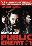 L'ennemi public n°1 - DVD cover (xs thumbnail)