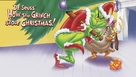 How the Grinch Stole Christmas! - Movie Cover (xs thumbnail)