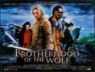 Le pacte des loups - British Movie Poster (xs thumbnail)