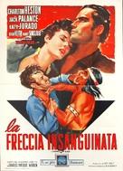 Arrowhead - Italian Movie Poster (xs thumbnail)