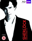 """""""Sherlock"""" - British Blu-Ray movie cover (xs thumbnail)"""