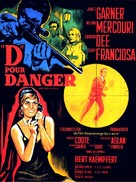 A Man Could Get Killed - French Movie Poster (xs thumbnail)
