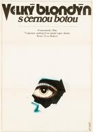 Le grand blond avec une chaussure noire - Czech Movie Poster (xs thumbnail)