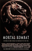 Mortal Kombat - Movie Poster (xs thumbnail)
