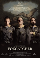 Foxcatcher - Greek Movie Poster (xs thumbnail)