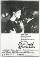 Stardust Memories - German Movie Poster (xs thumbnail)