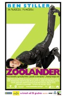 Zoolander - Polish Movie Poster (xs thumbnail)