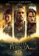 The Lost City of Z - Italian Movie Poster (xs thumbnail)
