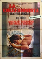 Collectionneuse, La - Italian Movie Poster (xs thumbnail)