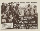 The Great Adventures of Captain Kidd - Movie Poster (xs thumbnail)
