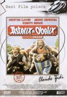 Astérix et Obélix contre César - Polish Movie Cover (xs thumbnail)
