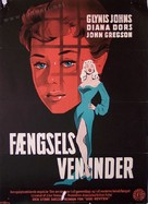 The Weak and the Wicked - Danish Movie Poster (xs thumbnail)