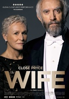 The Wife - Belgian Movie Poster (xs thumbnail)