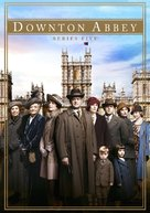 """Downton Abbey"" - British DVD movie cover (xs thumbnail)"