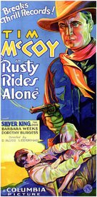 Rusty Rides Alone - Movie Poster (xs thumbnail)