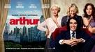 Arthur - Swiss Movie Poster (xs thumbnail)