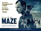 Maze - British Movie Poster (xs thumbnail)