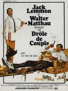 The Odd Couple - French Movie Poster (xs thumbnail)