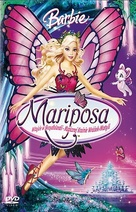 Barbie Mariposa and Her Butterfly Fairy Friends - Polish Movie Cover (xs thumbnail)