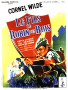 The Bandit of Sherwood Forest - French Movie Poster (xs thumbnail)