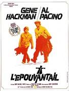 Scarecrow - French Movie Poster (xs thumbnail)