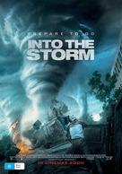 Into the Storm - Australian Movie Poster (xs thumbnail)