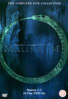 """Millennium"" - British DVD movie cover (xs thumbnail)"