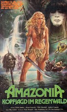 Amazonia: The Catherine Miles Story - German Movie Poster (xs thumbnail)