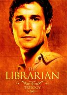 The Librarian: Return to King Solomon's Mines - DVD cover (xs thumbnail)