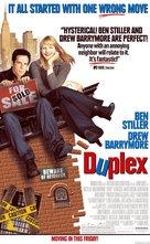 Duplex - Movie Poster (xs thumbnail)