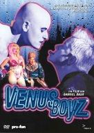 Venus Boyz - German DVD cover (xs thumbnail)