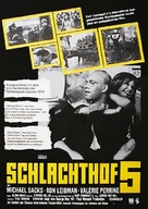 Slaughterhouse-Five - German Movie Poster (xs thumbnail)