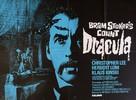 Nachts, wenn Dracula erwacht - British Movie Poster (xs thumbnail)