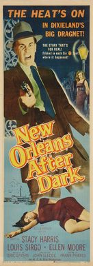 New Orleans After Dark - Movie Poster (xs thumbnail)