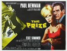 The Prize - British Movie Poster (xs thumbnail)