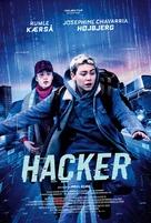 Hacker - Norwegian Movie Poster (xs thumbnail)